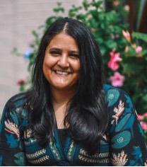 Shreena Gandhi, Speaker Photo SORAAAD 2019